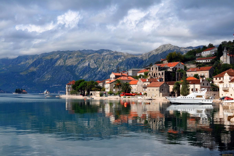 Черногория в картинках достопримечательности менее
