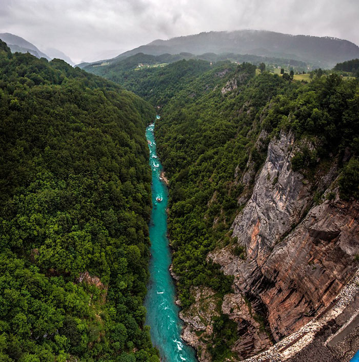 каньон тара черногория фото места стоит